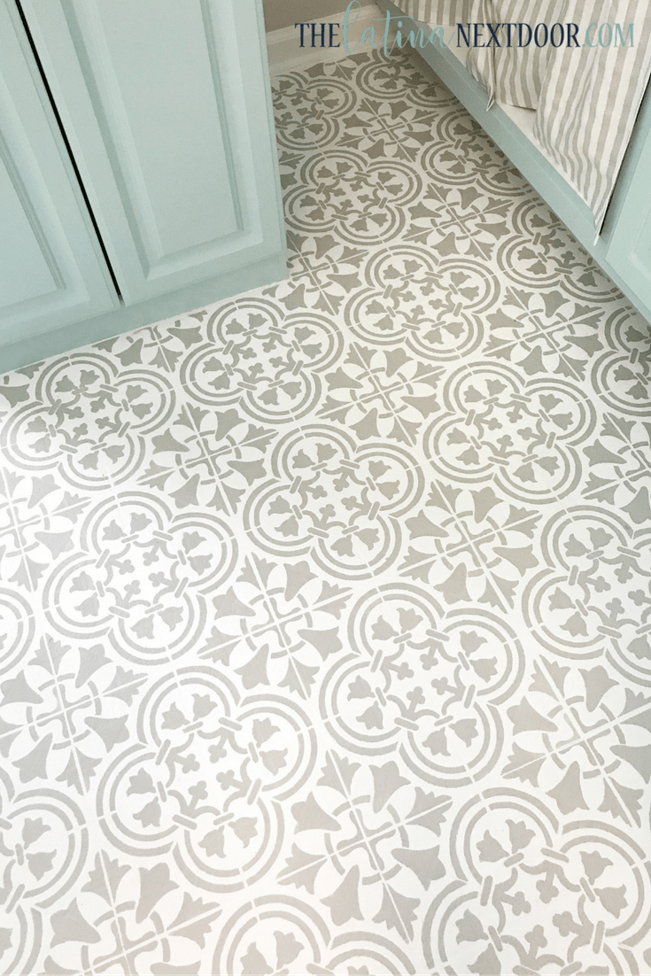 Painting Linoleum Floors Patterns Carpet Vidalondon