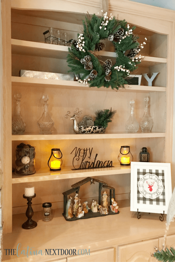 9 Rustic Chic Christmas Tree