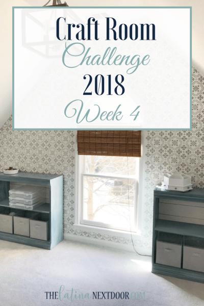 Craft Room Challenge Week