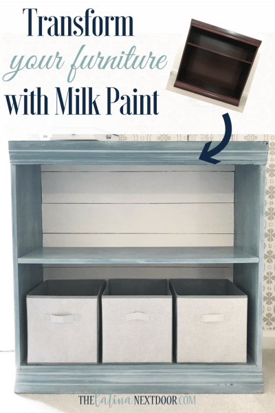 Transform your Furniture with Milk Paint