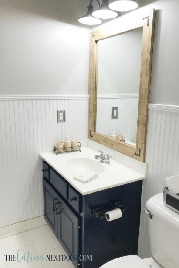 Farmhouse Bathroom Makeover 25 Farmhouse Bathroom Makeover