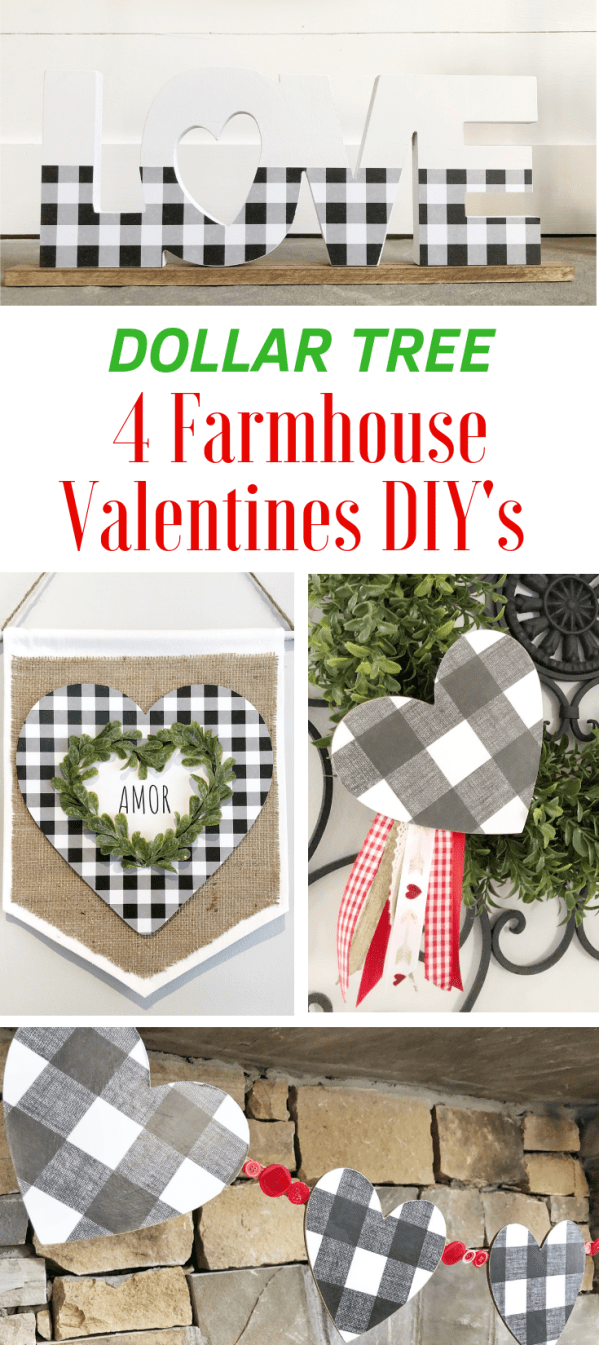4 Farmhouse Valentines DIYs Long Pin 4 Farmhouse Valentines DIYs