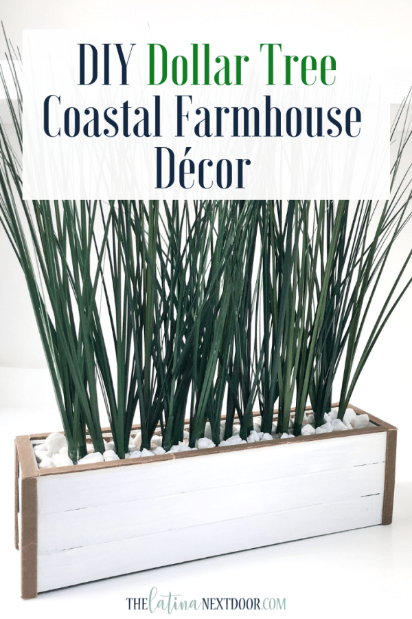 DIY Dollar Tree Coastal Farmhouse Decor DIY Dollar Tree Coastal Farmhouse Decor