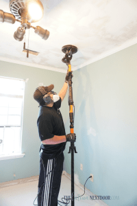 %name How to Remove Popcorn Ceilings Yourself 10