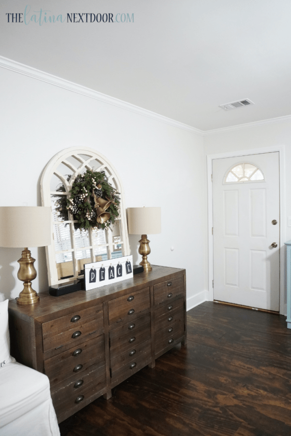 Dining Before 8 Cottage Farmhouse Dining Room Reveal