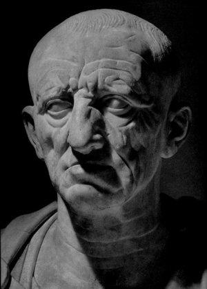 busto de Catón el Viejo