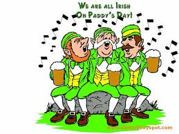 happy st. paddy