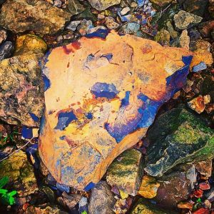 burgess falls rock