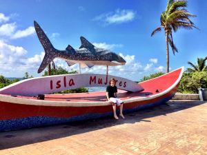 Isla boat sign