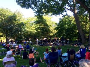 Jazz band in Ballard