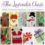 Christmas Applique Patterns