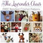 Reindeer Crochet Patterns