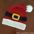 Santa Hat Crochet Pattern