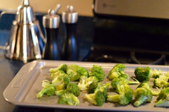 Flavor Your Life with Olive Oil (And A Recipe For 10 Minute Oven Vegetables!)