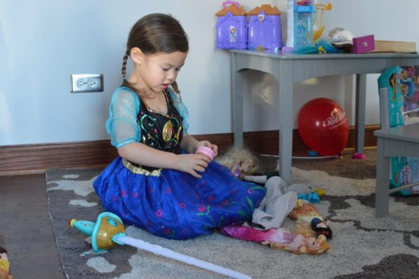 Our Favorite Princess Dresses For Toddlers!