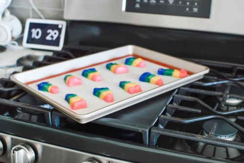 Baking with kids- Easter cookie