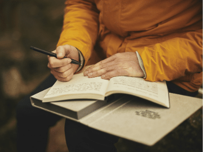 Write Recurring Dream Signs Into Your Dream Journal