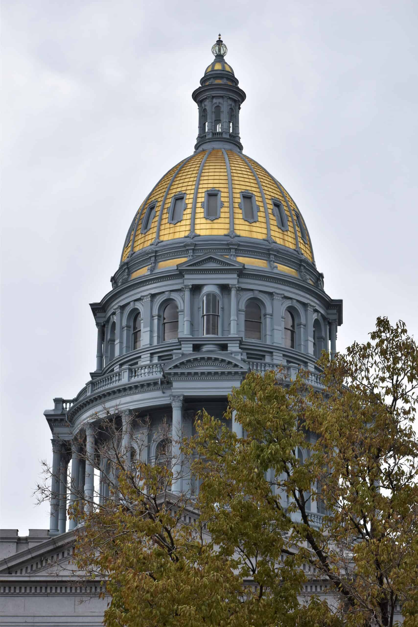 Denver Capitol Gold Dome