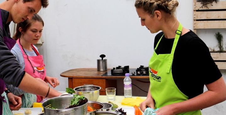 THE LIMA EDIT // PERUVIAN COOKING CLASS