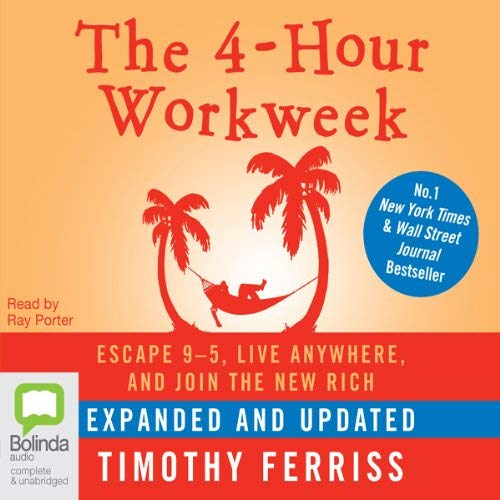 Read the 4 Hour Workweek for simple tips to live and travel smarter