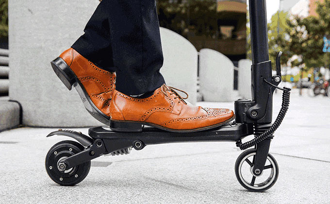 MiniFalcon ride cool gadget