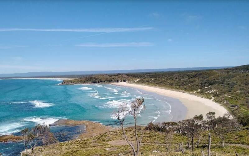 Cave Beach, Jervis Bay Australia