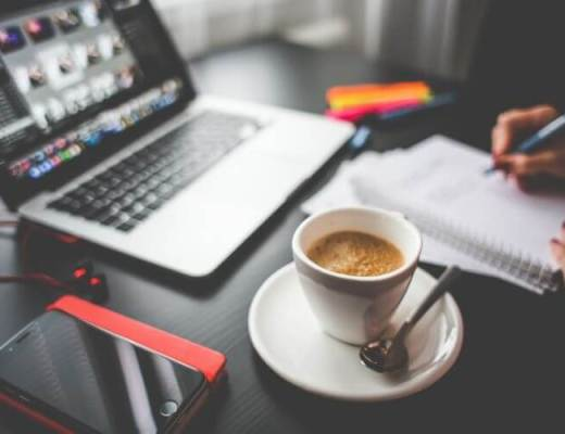 10 productive tips for working from home