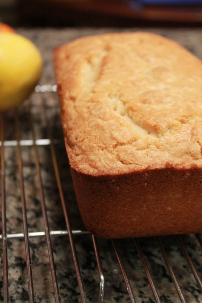 The Best Dang Lemon Loaf | The Lazy Vegan Baker