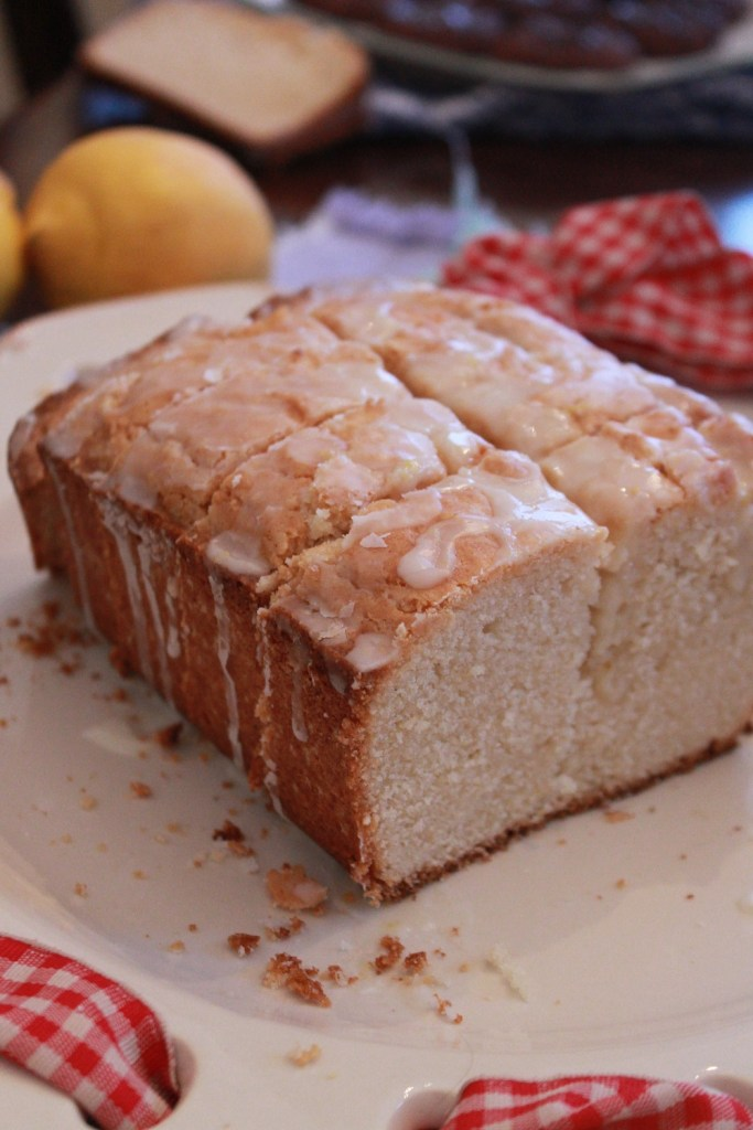 The Best Dang Lemon Loaf | The Lazy Vegan Baker