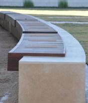 Seating Wall