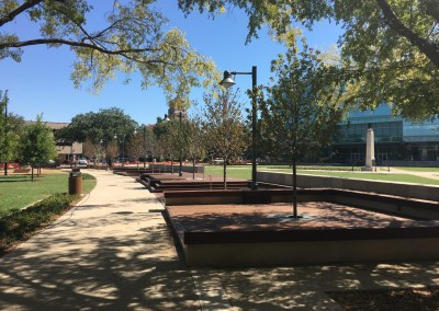 HCC – San Jacinto Memorial Green