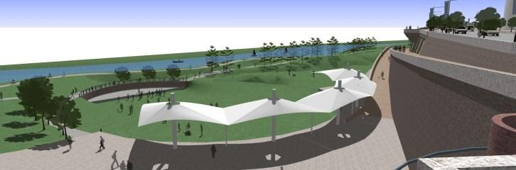 White Oak Bayou Park