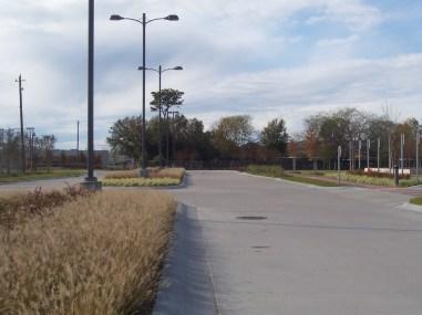 Parking Landsacpe