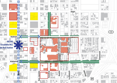 HCC – Midtown Blockfronts