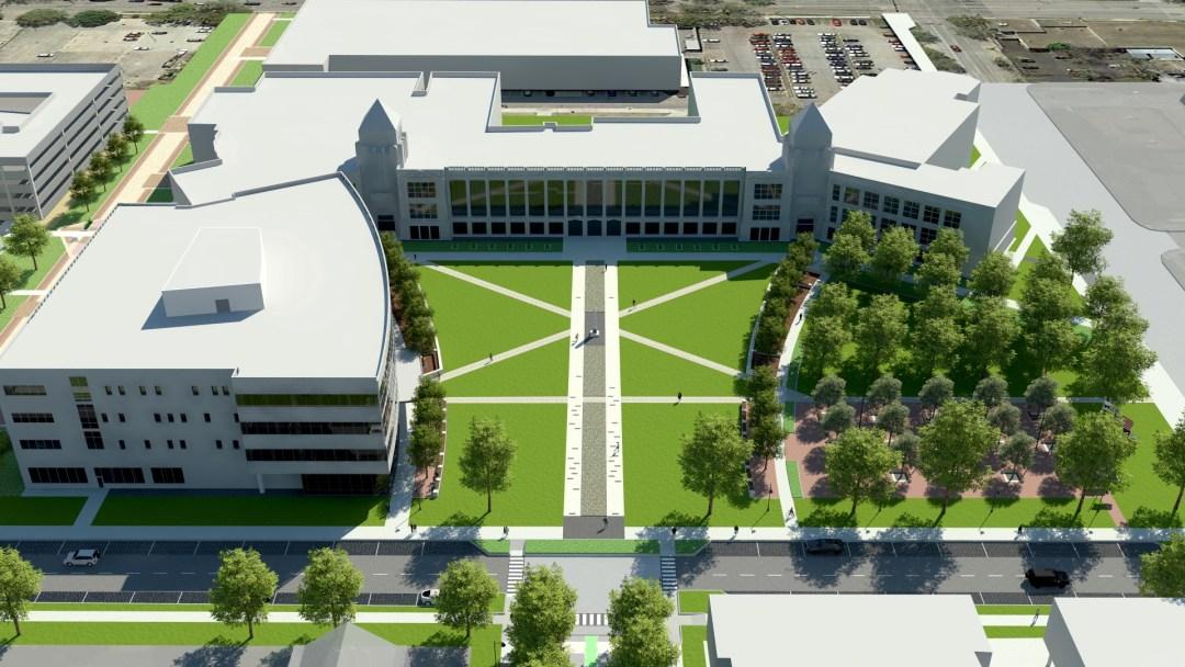 HCC – Central Campus