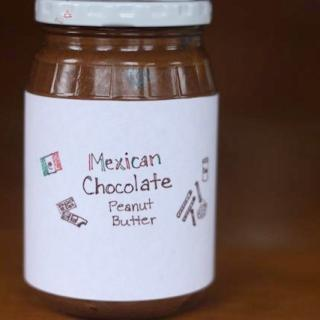 Mexican Chocolate Peanut Butter