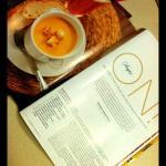 Smoked Gouda & IPA Soup