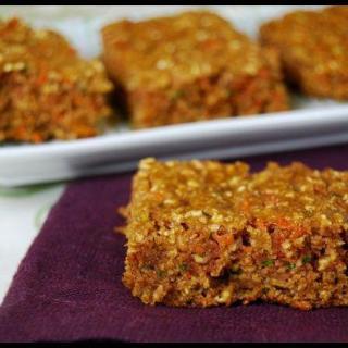 Recipe Remix: Gluten-Free Zucchini Carrot Apple Bars