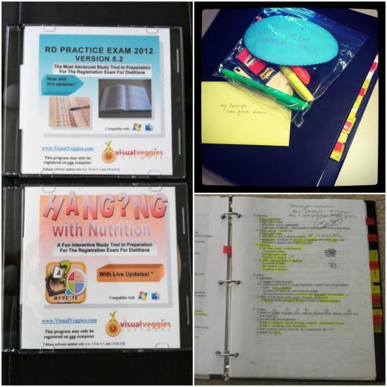 RD study materials