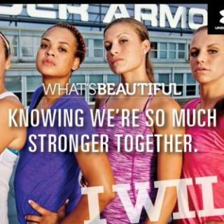 What's Beautiful: Strength