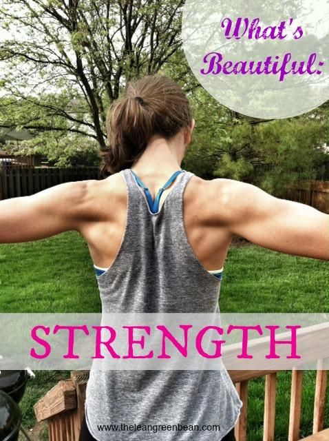 what's beautiful strength 1