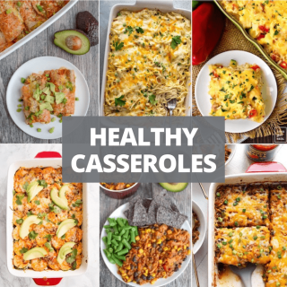 healthy casseroles for sunday dinner