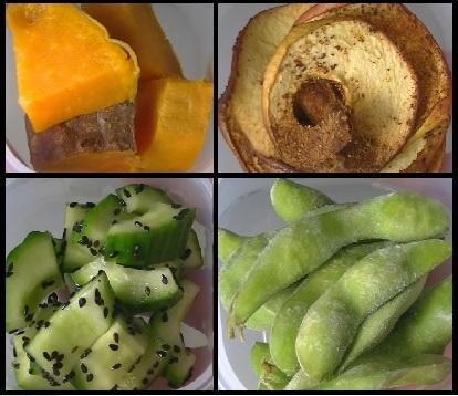 Foodie Laura Snack Pots