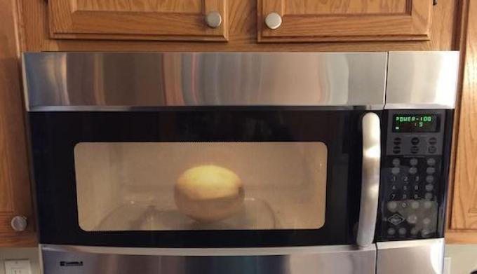 how to make spaghetti squash easier to cut