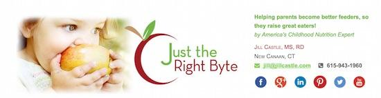 just the right byte