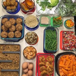 Sunday Food Prep Inspiration 105