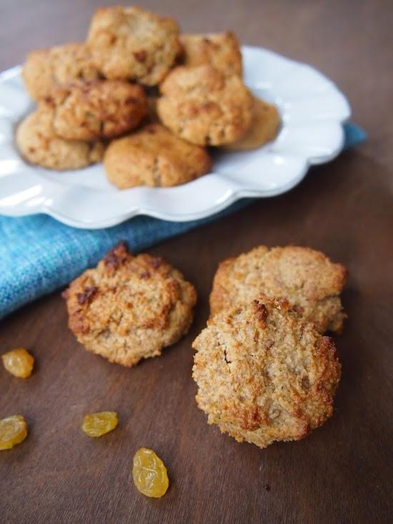 Cinnamon Raisin Spice Cookies