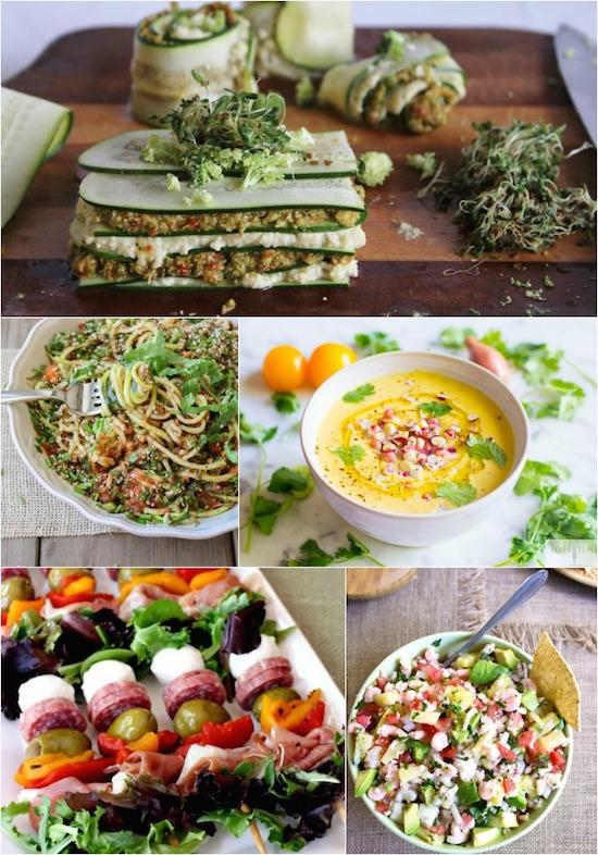 No-Cook Dinner Recipes