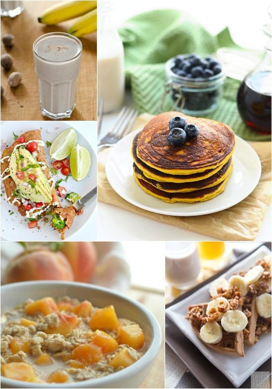 Dairy-free Breakfast Ideas