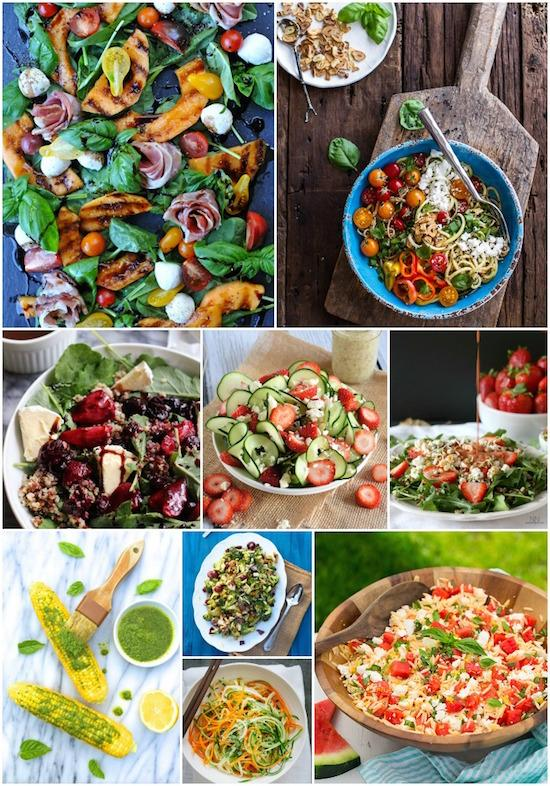 A Week of Summer Sides & Salads